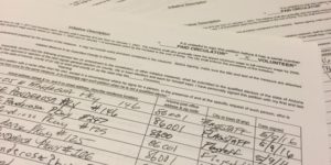 3,652 signatures to qualify the minimum wage initiative for the Flagstaff ballot filed
